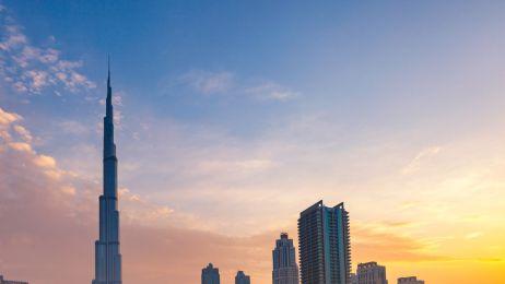 Burdż Chalifa w Dubaju.
