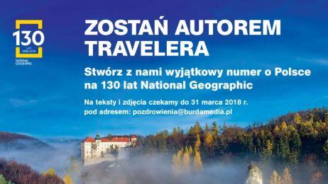 Zostań autorem Travelera. Konkurs na 130-lecie