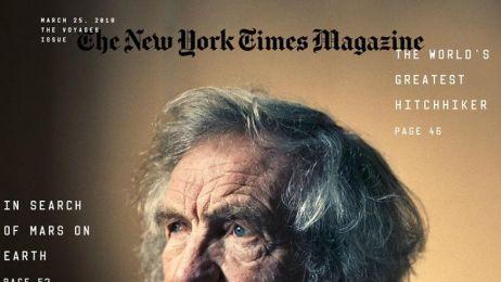 """Aleksander Doba na okładce """"The New York Times"""". Historia polskiego kajakarza inspiruje Amerykanów"""