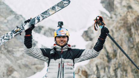 Bargiel na K2