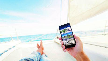 Nowoczesna technologia pozwala mieć spokojną głowę na urlopie.