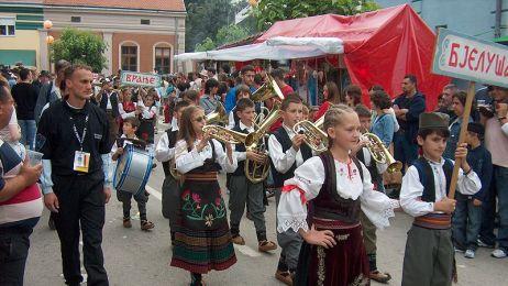 Festiwal w Guczy