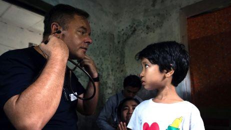 Misja medyczna w Mjanmie