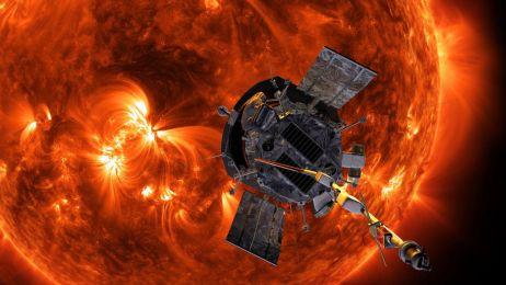 NASA wystrzeliła sondę Parker. To pierwsza w historii misja na Słońce