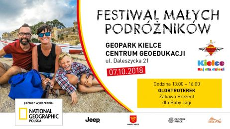 Festiwal Małych Podróżników