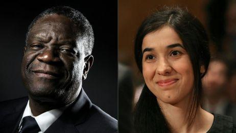 Pokojowa Nagroda Nobla 2018. Nagrodzeni za walkę z przemocą seksualną
