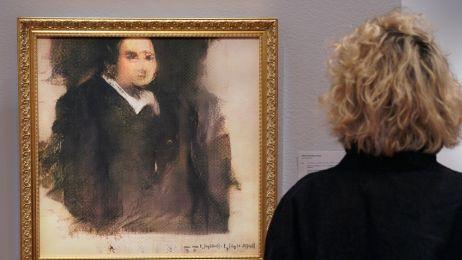 """Portret Edmonda Bellamy"" na aukcji"