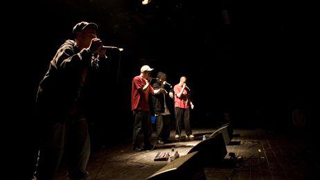 Francuscy beatboxerzy
