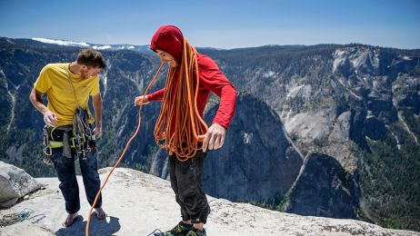 "Nominowany do Oscara dokument ""Free Solo"" już 3 marca na kanale National Geographic"