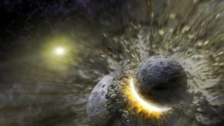 Kosmiczny kataklizm