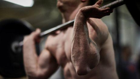 Mięśniaki cierpią w samotności. Norweskie badanie mężczyzn z obsesją na punkcie budowy ciała