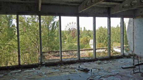 Nowe badania w Czarnobylu. Zdjęcia pokazują radioaktywność całych obszarów