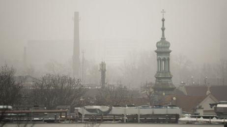 Smog w Krakowie 2018