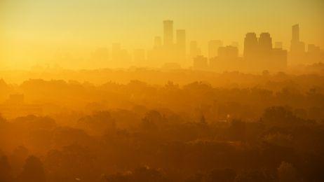 """Klimat, jakiego jeszcze nie widziano dotknie to co piąte miasto na Ziemi. """"Jesteśmy na to zupełnie nieprzygotowani"""""""