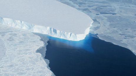 NASA: topi się lodowiec o powierzchni Florydy. Grozi to zatopieniem wielu miast, także w Polsce