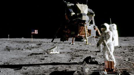 50 lat temu ludzkość stanęła na Księżycu. Teraz możesz towarzyszyć tej misji