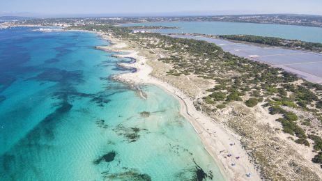 Ses Illetes - Formentera, Baleary