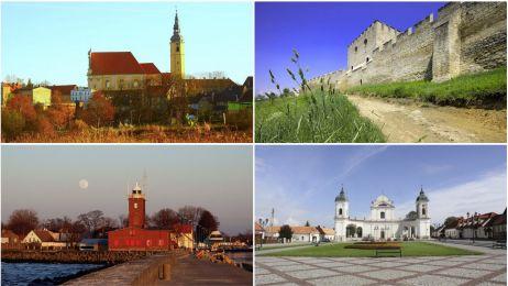 8 polskich miasteczek, które trzeba odwiedzić