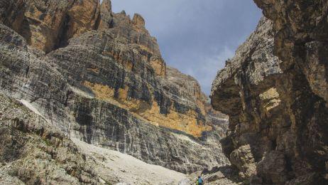 Dolomity: te góry są niczym galeria sztuki