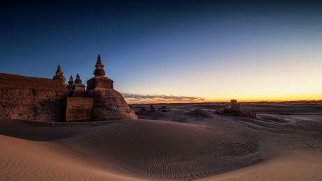 Ta pustynia to jedno z najtrudniejszych miejsc do życia. Poznajcie tych, którzy na niej żyją