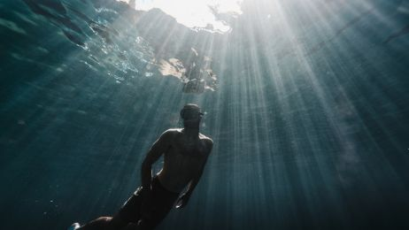 Freediving fot. Getty Images