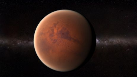 Mars fot. Getty Images
