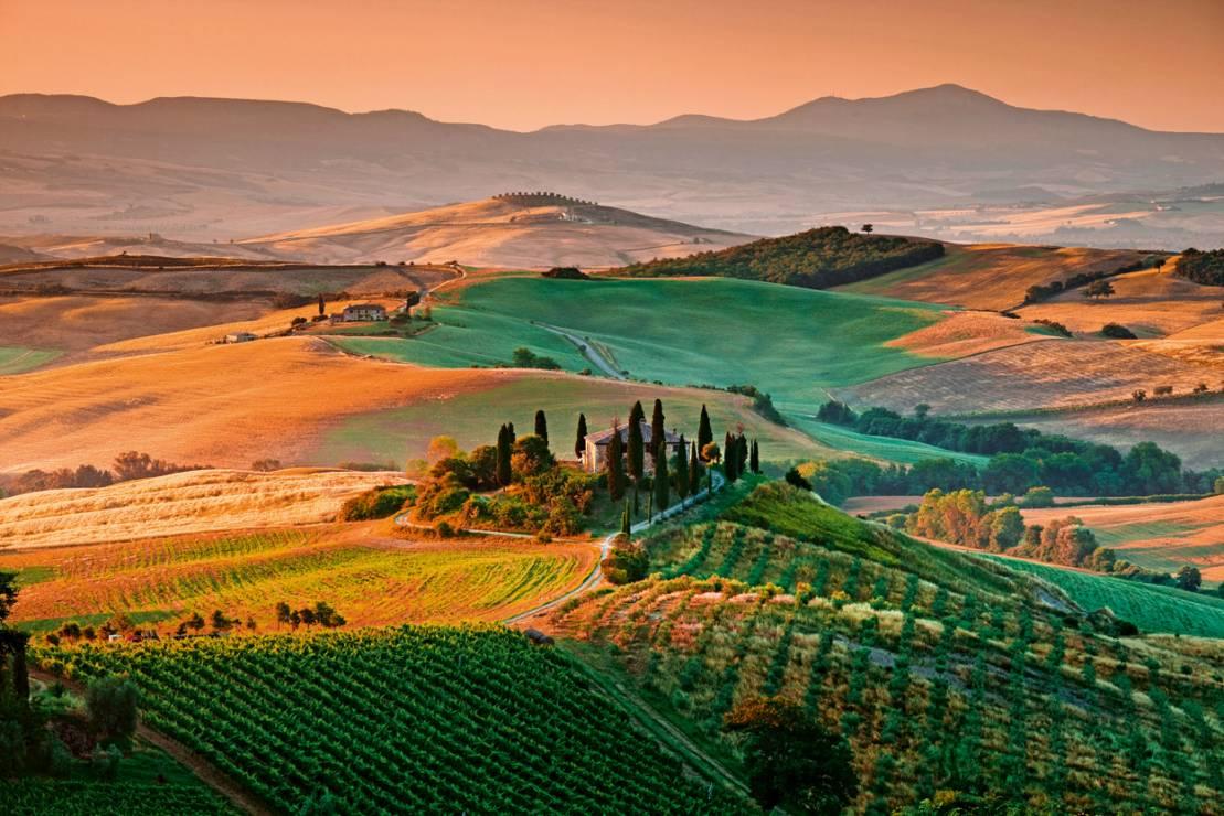 1. Zdjęcie  - Tanie podróżowanie: Toskania - Dolce Vita podróżnika