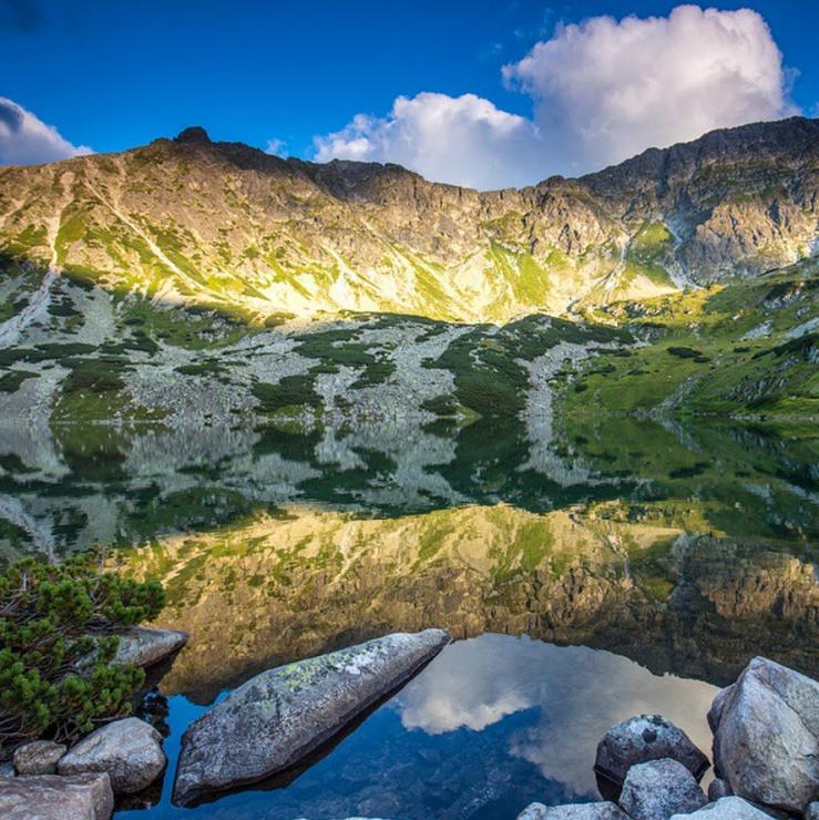 3. Zdjęcie  - Te zdjęcia zachwycają obcokrajowców! Zobacz polskie Tatry w obiektywie fotografa National Geographic Polska