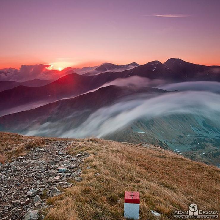 1. Zdjęcie  - Te zdjęcia zachwycają obcokrajowców! Zobacz polskie Tatry w obiektywie fotografa National Geographic Polska