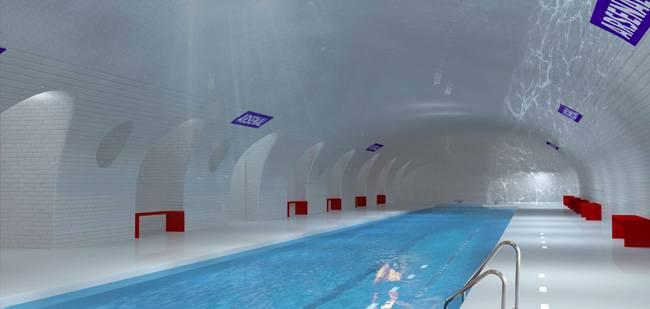 1. Zdjęcie  - Stacje duchy. Do czego można wykorzystać opuszczone stacje metra?