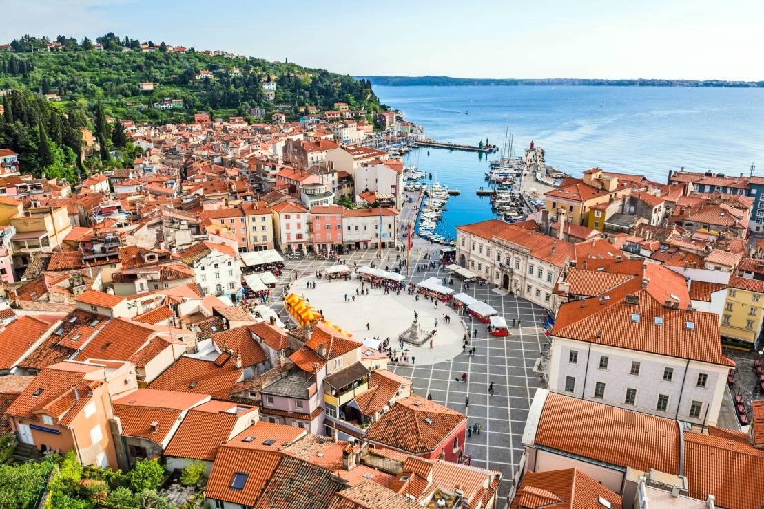 1. Zdjęcie  - Słowenię naprawdę warto odwiedzić. Przekona Cię tych 7 miejsc