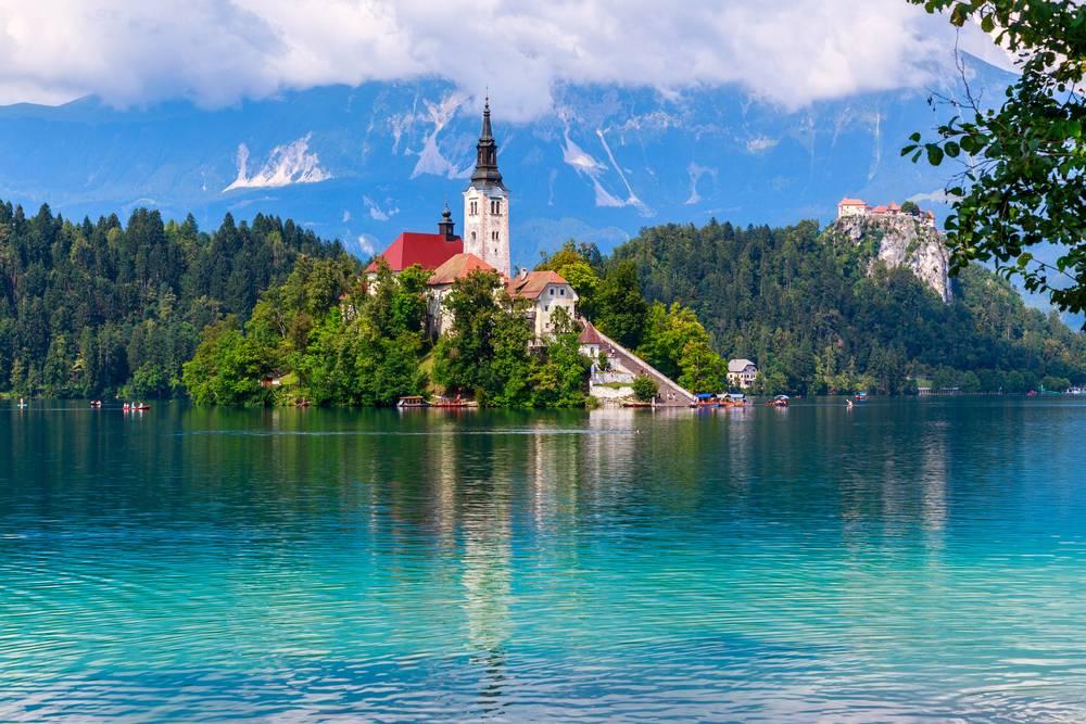 2. Zdjęcie  - Słowenię naprawdę warto odwiedzić. Przekona Cię tych 7 miejsc