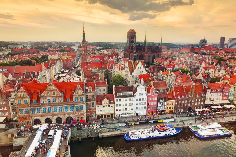5. Zdjęcie  - Gdzie w Polsce wydamy najwięcej? Oto 10 najdroższych polskich miast