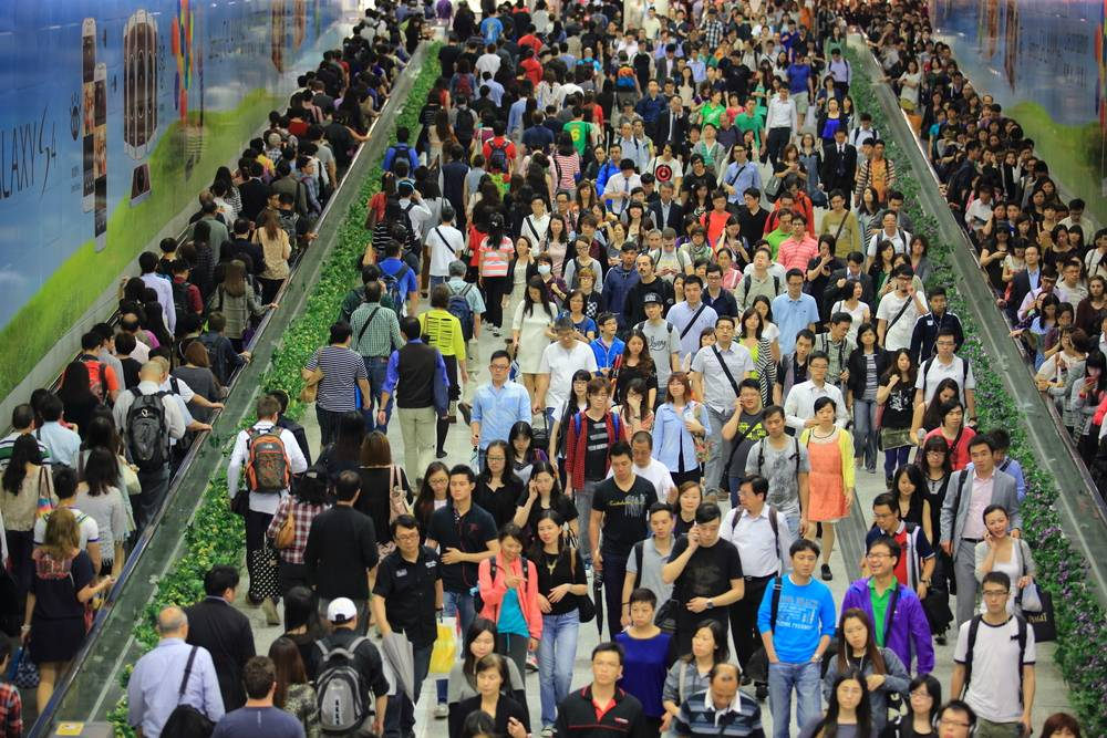 3. Zdjęcie  - Chińczycy jadą na święta do domu. Miliardy podróży. To największa roczna migracja ludzi na całym świecie!