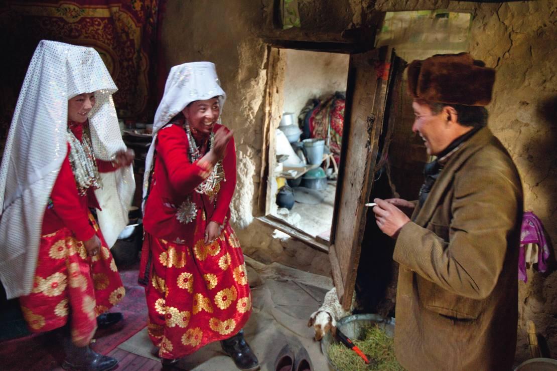 4. Zdjęcie  - Wciąż żyją tak, jak sto lat temu. Poznaj niezwykłą codzienność Kirgizów