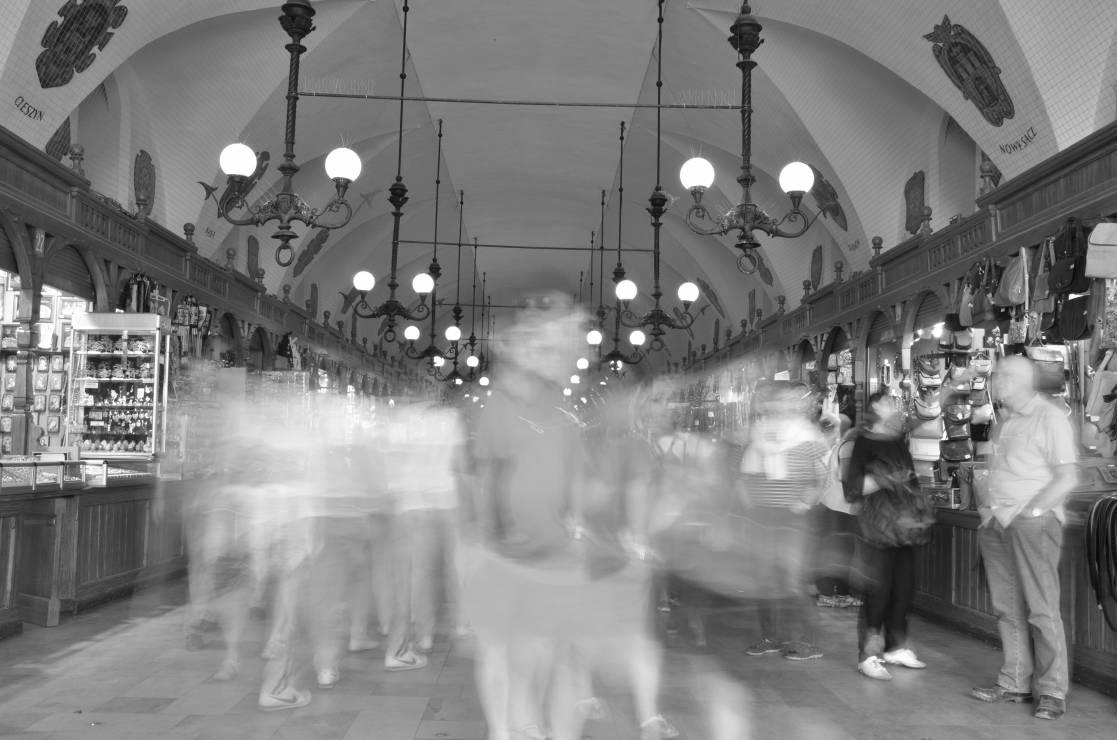 1. Zdjęcie  - Tak wygląda Kraków w oczach obcokrajowców. Niezwykły projekt fotograficzny [GALERIA]