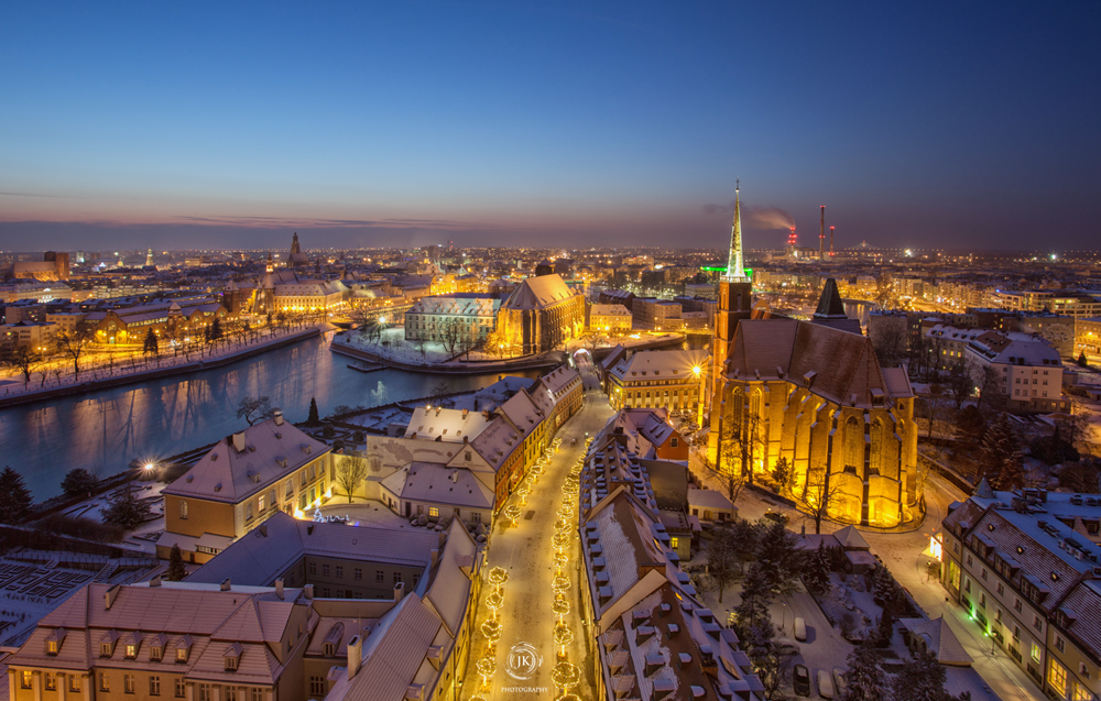 3. Zdjęcie  - Warszawa, Lublin, Łódź - zachwyciły nas na tych zdjęciach. Zobacz galerię polskich miast w niezwykłej odsłonie