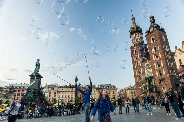 4. Zdjęcie  - Tak wygląda Kraków w oczach obcokrajowców. Niezwykły projekt fotograficzny [GALERIA]