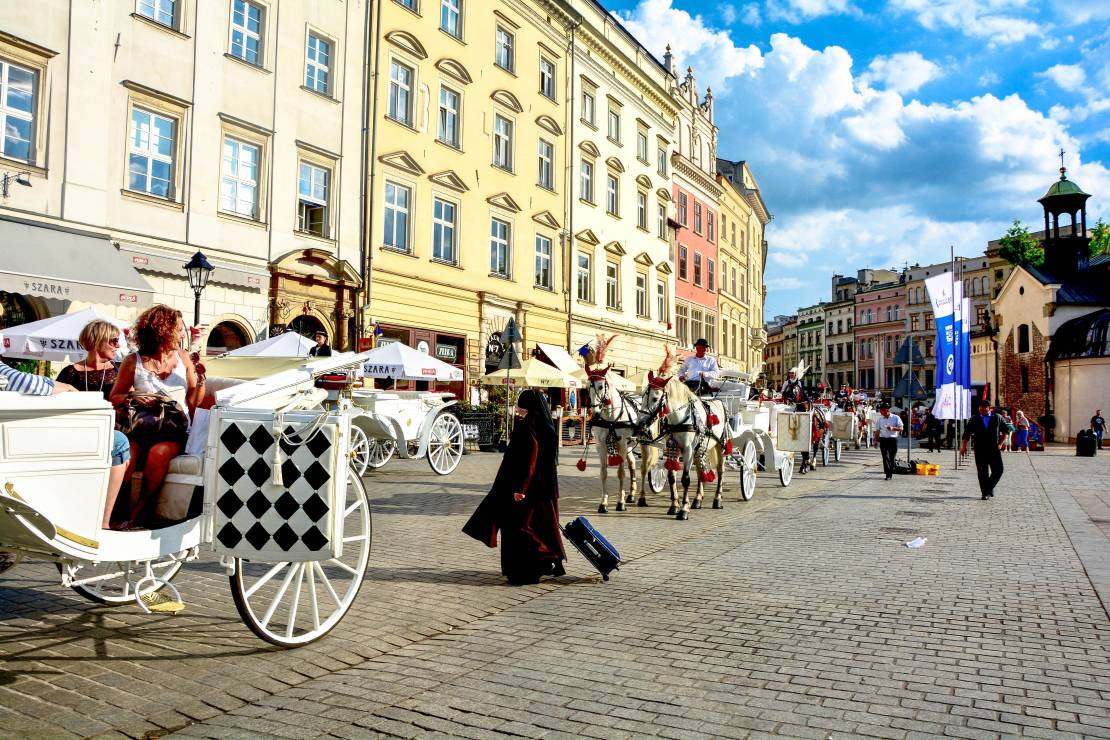 21. Zdjęcie  - Tak wygląda Kraków w oczach obcokrajowców. Niezwykły projekt fotograficzny [GALERIA]