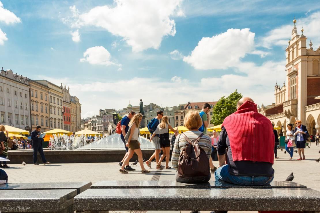 14. Zdjęcie  - Tak wygląda Kraków w oczach obcokrajowców. Niezwykły projekt fotograficzny [GALERIA]