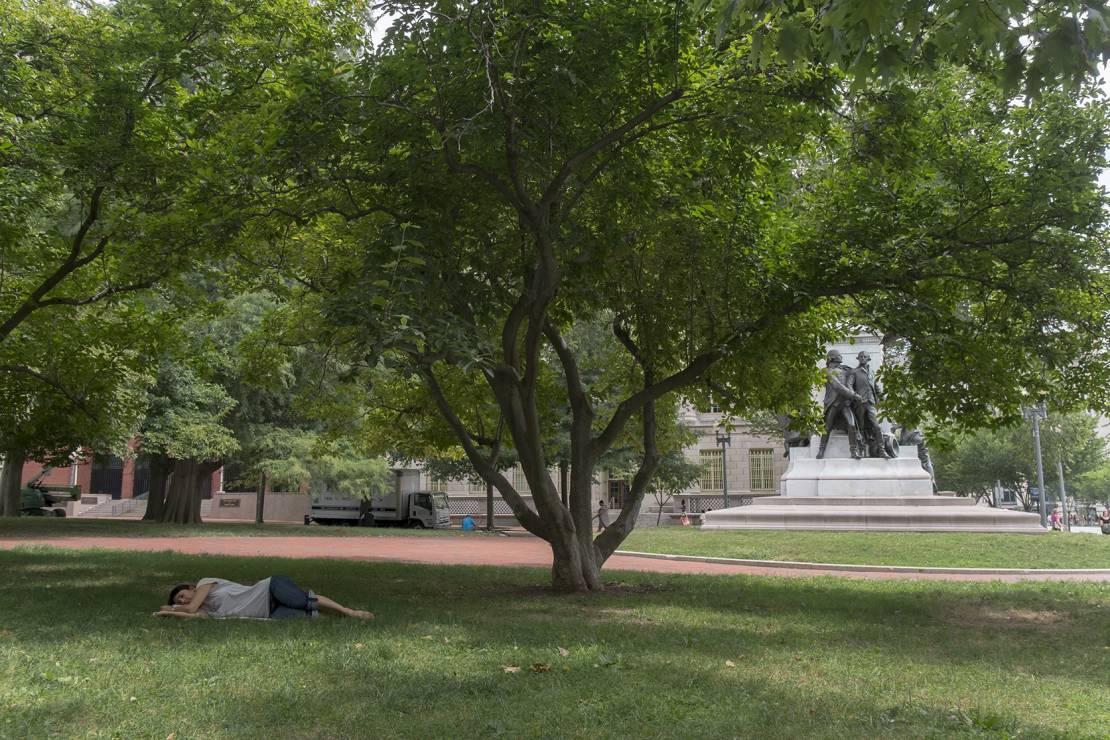 Biały Dom - Znacie te miejsca i dzieła sztuki, ale nie widzieliście ich nigdy z tej strony. Fotograf zakpił z nas wszystkich?