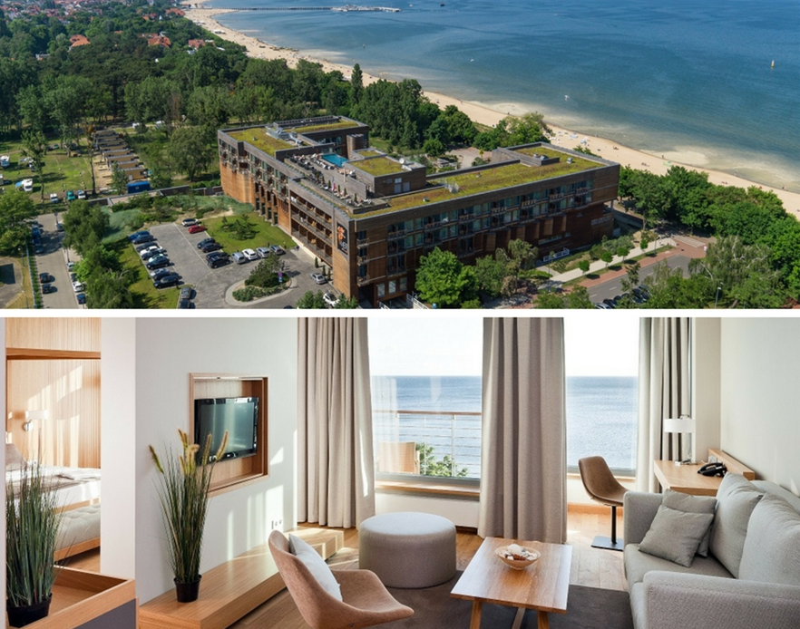 Najlepsze Hotele Spa Nad Baltykiem