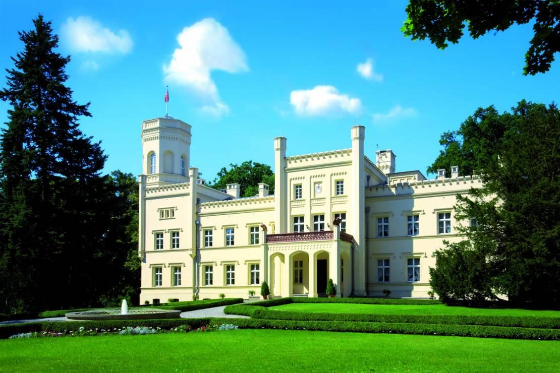 Pałac Mierzęcin, lubuskie - Zamki i dwory w Polsce, dzięki którym zapomnisz o wakacjach za granicą