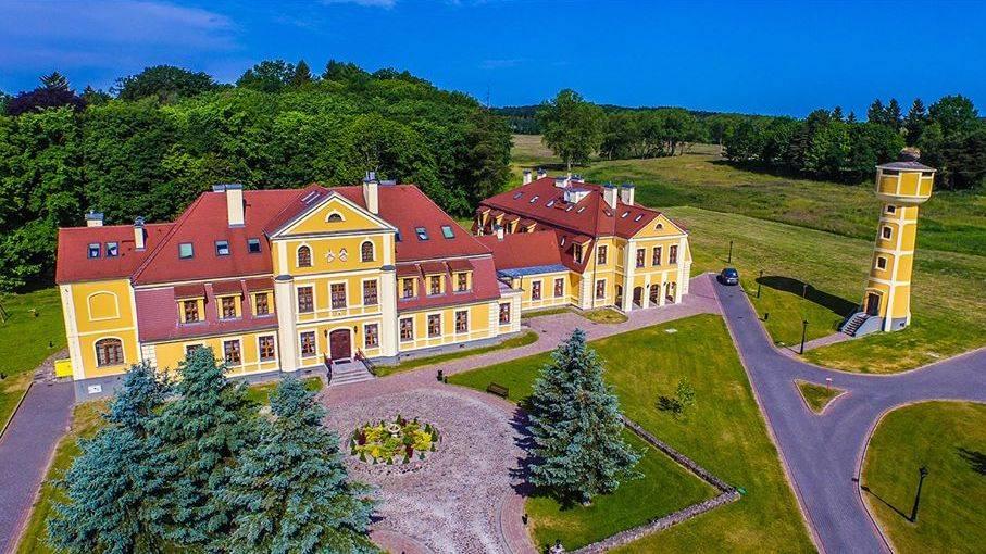 Pałac w Rymaniu, zachodniopomorskie - Zamki i dwory w Polsce, dzięki którym zapomnisz o wakacjach za granicą