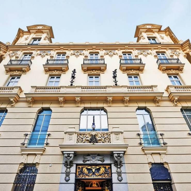 Hotel w dawnym pałacu - 15 najbardziej nietypowych hoteli świata