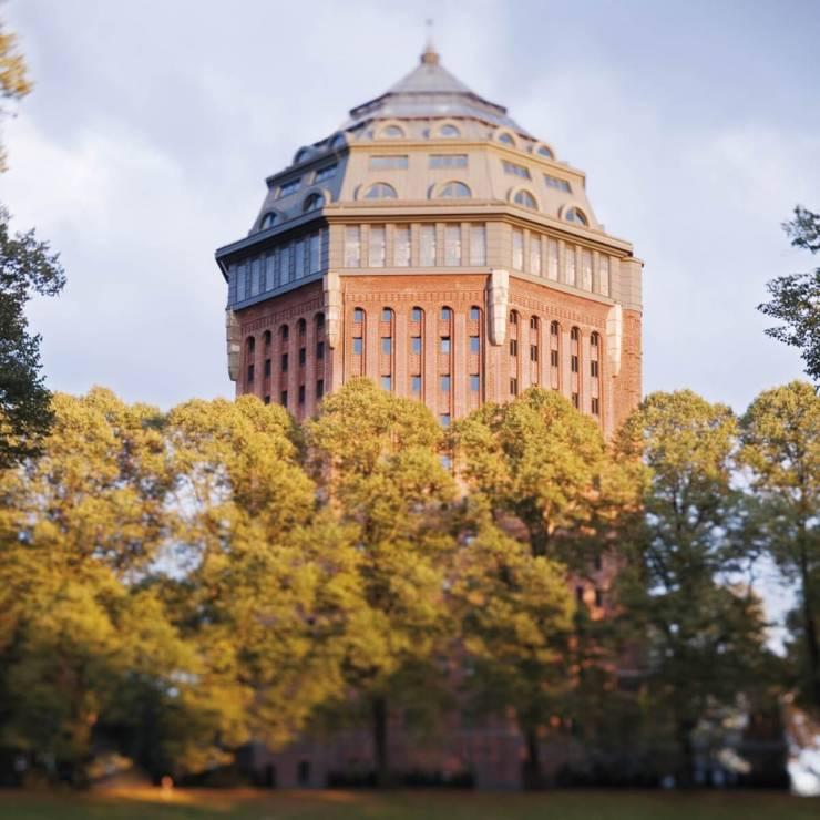 Nocleg w wieży ciśnień - 15 najbardziej nietypowych hoteli świata