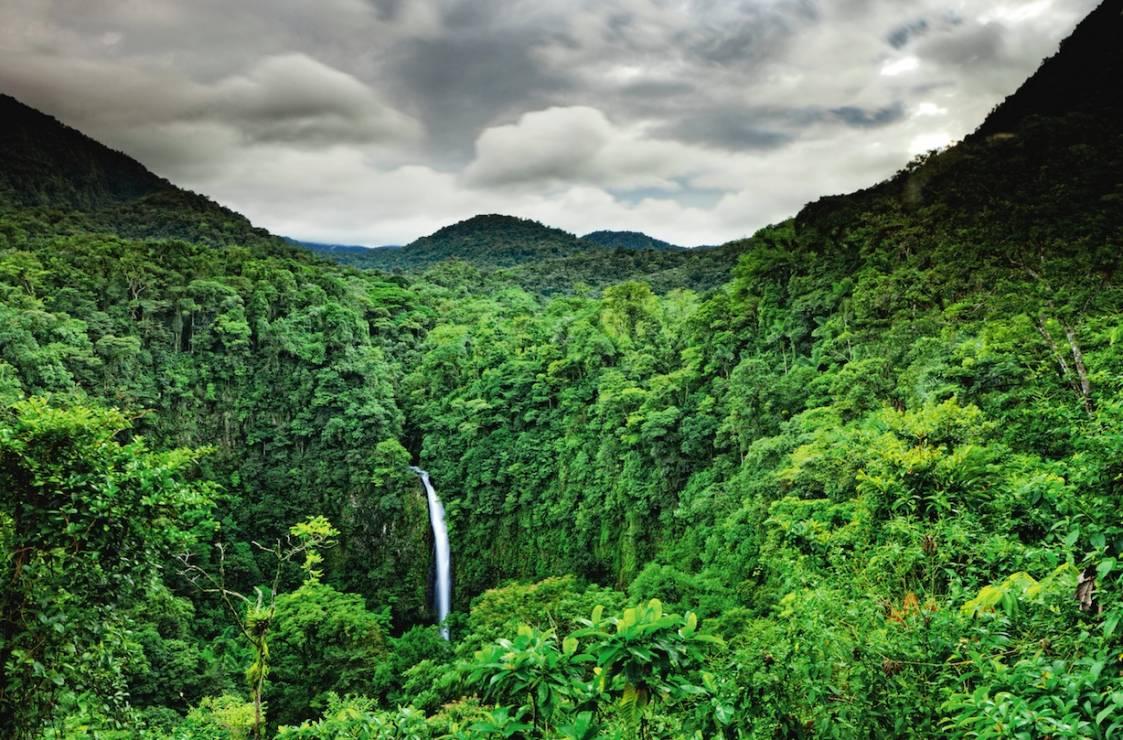 Kostaryka - Kostaryka to prawdziwy raj odnaleziony. Czeka na odkrycie