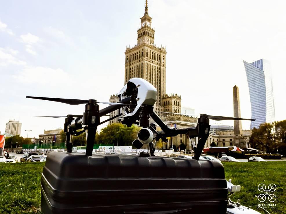 Z dronem po całej Polsce - Ona, on i dron. Podróżowali po całej Polsce, by pokazać jej piękno z lotu ptaka