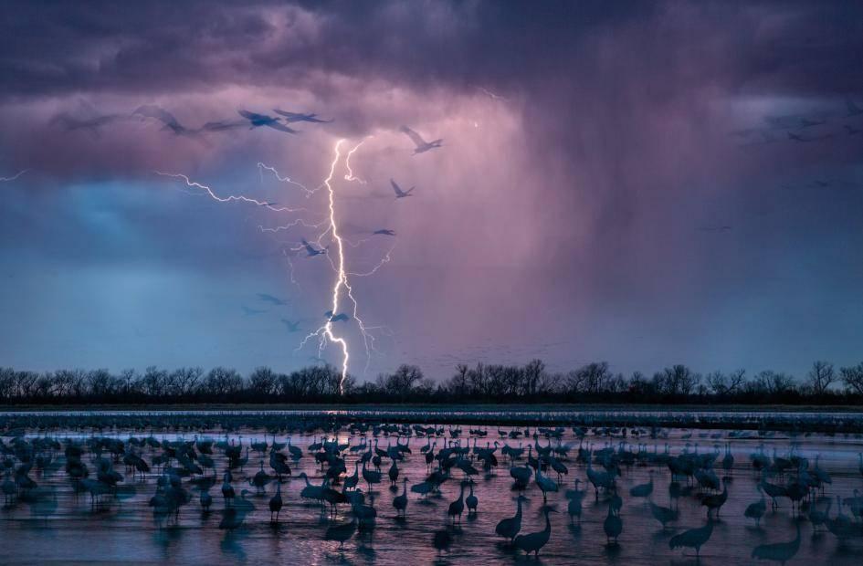 Wieczorna burza - To najlepsze zdjęcia 2016 roku. Wybrali je eksperci National Geographic