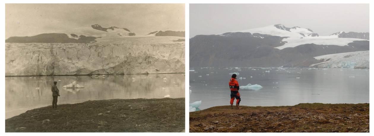 Ocieplenie klimatu - Znasz kogoś kto nie wierzy w ocieplenie klimatu? Pokaż mu te zdjęcia [GALERIA]